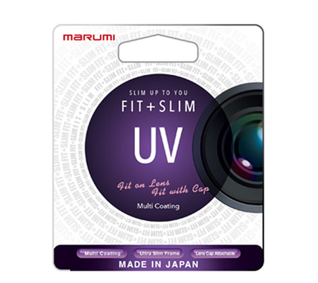 Marumi Fit + Slim MC UV 52mm
