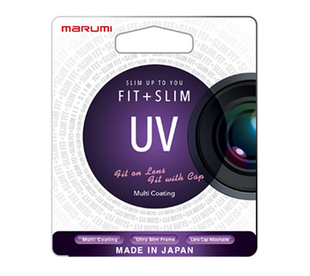 Marumi Fit + Slim MC UV 52mm