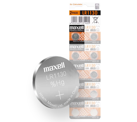 Maxell LR1130 Battery