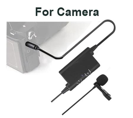 LensGo LYM-DM2 Omni-directional Lavalier Microphone System
