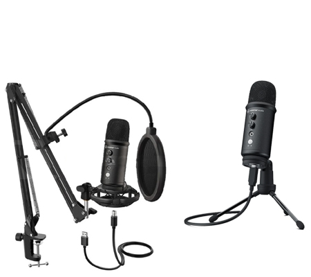 MirFak TU1 PRO USB Desktop Microphone with Accessories