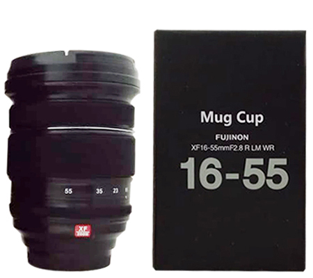 Mug Cup Lensa Fujifilm XF 16-55mm F2.8 R LM WR XF16-55mm