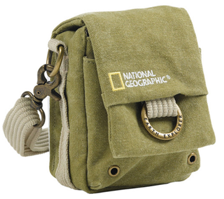 National Geographic NG-1153 Pouch Medium for Mirrorless Camera or Pocket  Camera