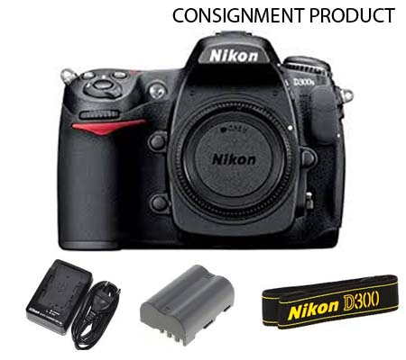:::USED::: Nikon D300S Body (Excellent) #819 Consignment