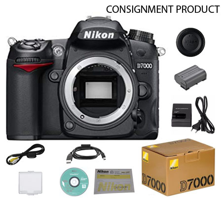 :::USED::: Nikon D7000 Body (Excellent-656) CONSIGNMENT