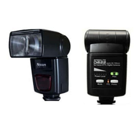 ::: USED ::: Nissin DI662 For Canon (Mint-161)