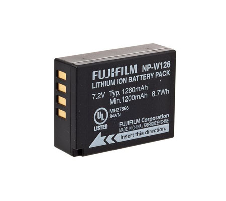 ::: USED ::: Fujifilm Battery NP-W126 (Excellent)
