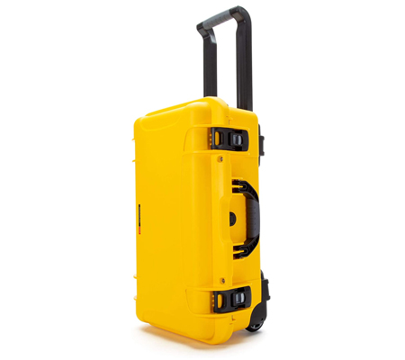 Nanuk Protective 935 Case With Foam Yellow