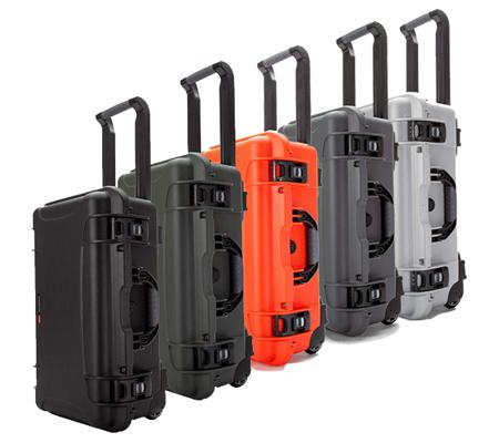 Nanuk Protective 935 Case With Foam Orange