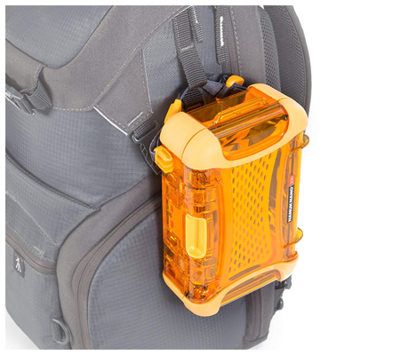 Nanuk Nano 330 Protective Hard Case Orange
