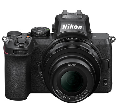 Nikon Z50 Kit 16-50mm Mirrorless Digital Camera