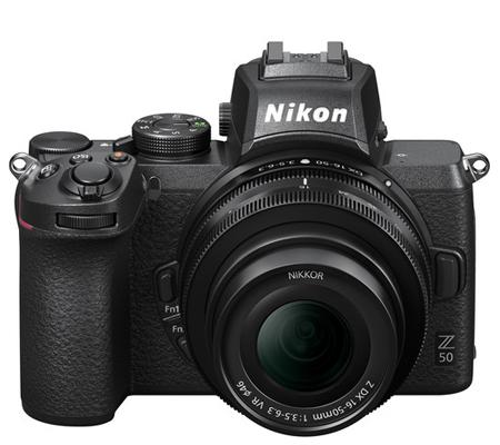Nikon Z50 Kit 16-50mm Mirrorless Digital Camera