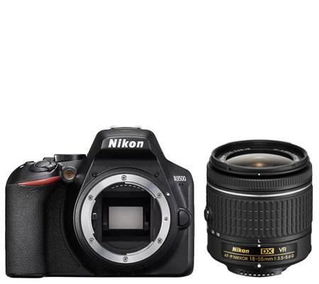 Nikon D3500 Body Only FREE Lens AF-P DX 18-55mm VR
