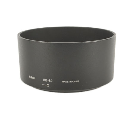 ::: USED ::: Lens Hood HB-62 (Excellent To Mint)