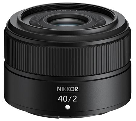 Nikon NIKKOR Z 40mm f/2