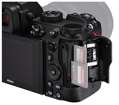 Nikon Z5 kit 24-200mm f/4-6.3 VR Mirrorless Digital Camera