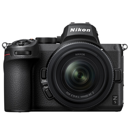 Nikon Z5 kit 24-50mm f/4-6.3 Mirrorless Digital Camera