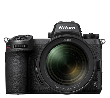 Nikon Z6 II Kit 24-70mm f/4