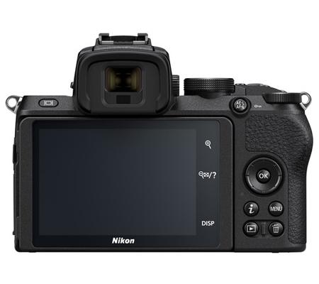 Nikon Z50 kit 16-50mm + 50-250mm f/4.5-6.3 VR