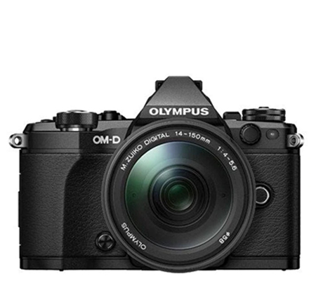 Olympus OM-D E-M5 Mark II kit 14-150mm f/4-5.6 Black
