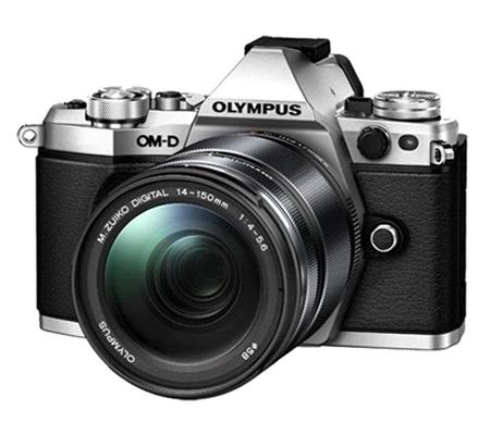 Olympus OM-D E-M5 Mark II kit 14-150mm f/4-5.6 Silver