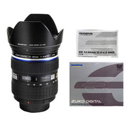 ::: USED ::: Olympus Four Third 12-60mm ED F/2.8-4 SWD (Mint-776)
