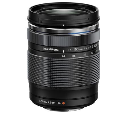 Olympus M.Zuiko Digital ED 14-150mm f/4-5.6 II