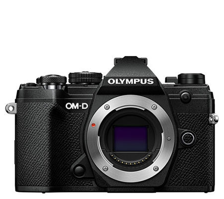 Olympus OM-D E-M5 Mark III Body Black