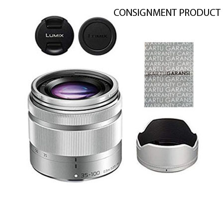 ::: USED ::: Panasonic Lumix G Vario 35-100mm F/4-5.6 ASPH (Mint-115) CONSIGNMENT