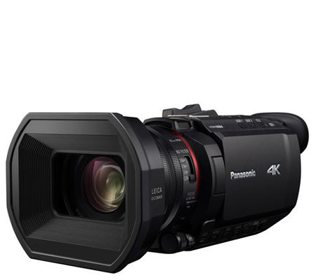 Panasonic HC-X1500 UHD 4K HDMI Professional Camcorder