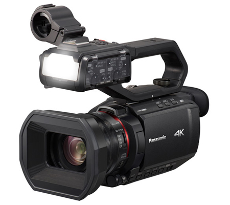 Panasonic HC-X2000 UHD 4K 3G-SDI/HDMI Professional Camcorder
