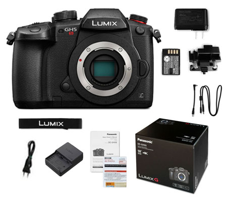 ::: USED ::: Panasonic DC-GH5S Body (Excellent)