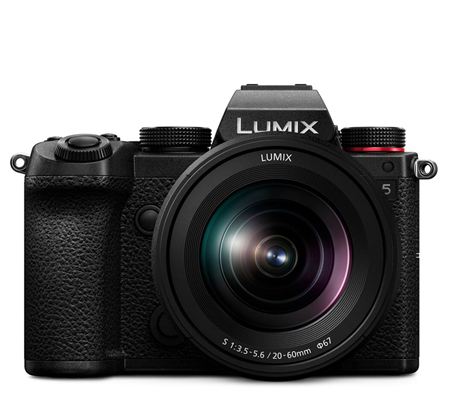 Panasonic Lumix DC-S5 kit 20-60mm f/3.5-5.6