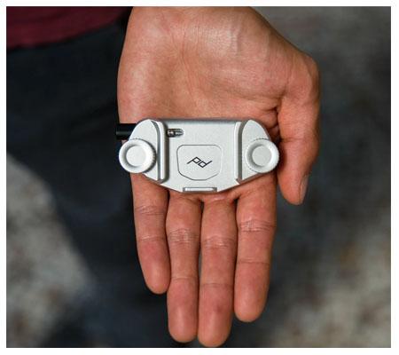 Peak Design Capture Clip V3 Silver