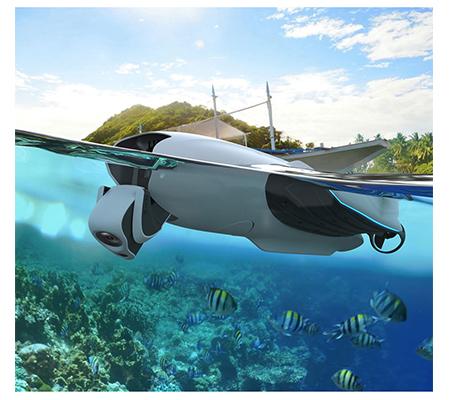 Power Vision PowerDolphin Wizard Underwater Drone Camera (PDW10)