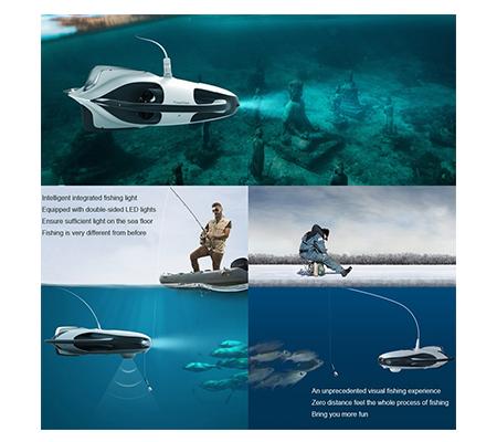 Power Vision PowerRay Wizard Underwater Drone Camera (PRW)