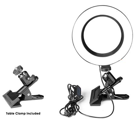 Procore CL6 Video Conference Lighting Kit