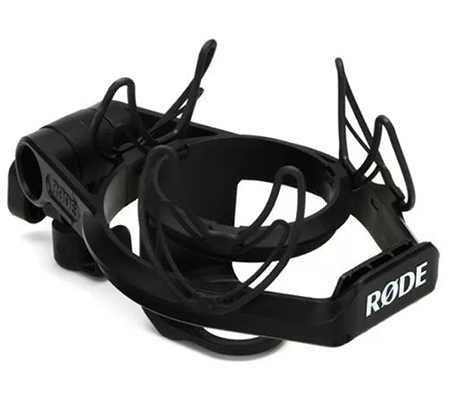 Rode SMR Professional Shock Mount with Removable Popshield