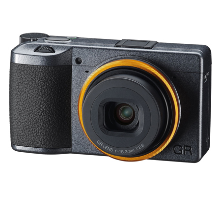 Ricoh GR III Limited Street Edition Digital Camera