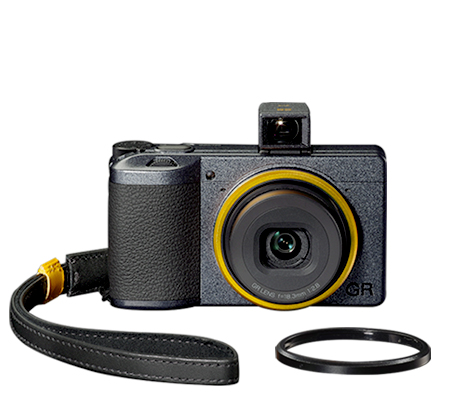 Ricoh GR III Limited Street Edition Digital Camera