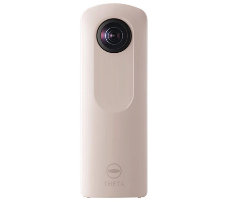 Ricoh THETA SC2 4K 360 Spherical Camera Beige