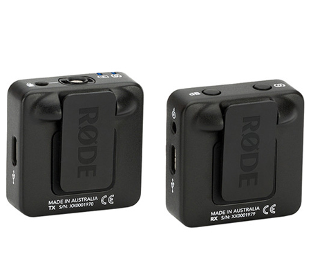 Rode Wireless GO Compact Wireless Audio Microphone System