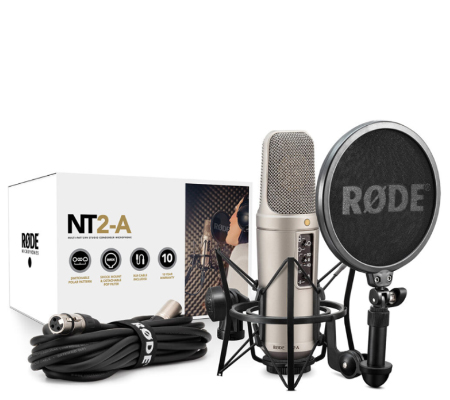 Rode NT2-A Multi-Pattern Dual 1