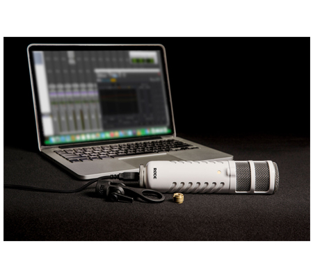 Rode Podcaster Mark II USB Broadcast Microphone