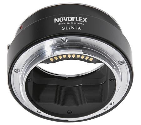 Novoflex Adapter Nikon Lens to Leica SL Camera (SL/NIK)