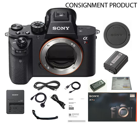 :::USED:::Sony Alpha A7R II Body Excellent Kode 366 Consignment