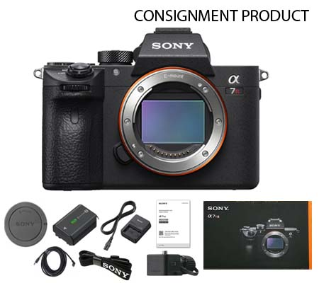 :::USED:::Sony Alpha A7R III Body (Excellent) # 285 Consignment