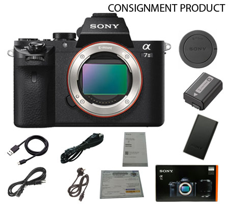 :::USED:::Sony Alpha A7 II Body (Exmint) Kode 253 Consignment