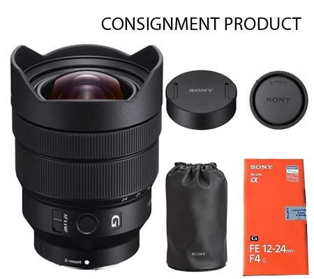 :::USED:::Sony FE 12-24mm f/4 G (Exmint) #124 Consignment