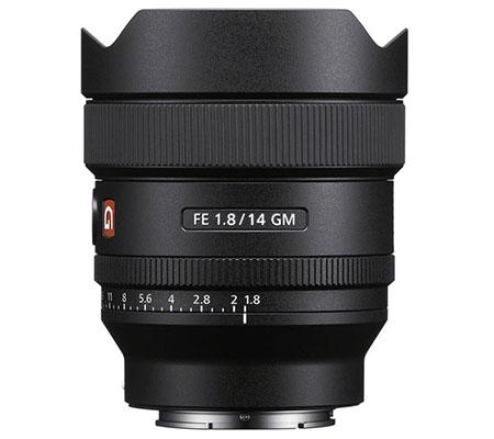 Sony FE 14mm f/1.8 GM